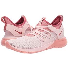 [ナイキ] レディーススニーカー・靴・シューズ Flex Contact 3 Echo Pink/Light Redwood/Pink Quartz (23.5cm) B - Medium [並行輸入品]