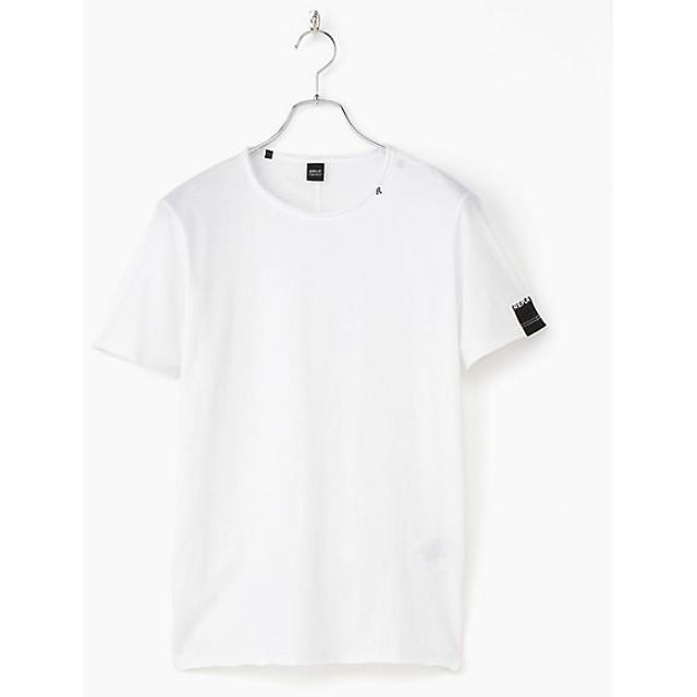 <REPLAY/リプレイ> Tシャツ WHITE【三越・伊勢丹/公式】