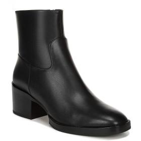 [ヴィアスピガ] レディース ブーツ&レインブーツ Ginevra Leather Block Heel Booties [並行輸入品]