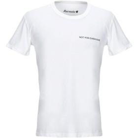 《セール開催中》RECREATE メンズ T シャツ ホワイト S コットン 100%