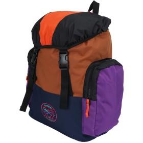 《期間限定セール開催中!》REEBOK Unisex バックパック&ヒップバッグ ブラウン ナイロン 100% CL Trail Backpack WILBRW
