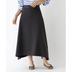 ドレステリア ユーティリティウールAラインスカート レディース ディープグレー(015) 38(M) 【DRESSTERIOR】