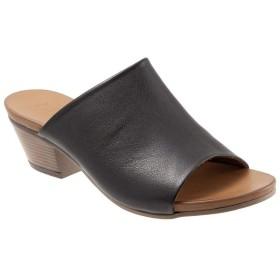 [ブエノ] レディース サンダル Simone Leather Block Heel Slide Sandals [並行輸入品]