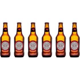 オーストラリアNo1地ビール クーパーズ375ml×6本パック 単品各種 Coopers 6px355ml (スパークリングエール)