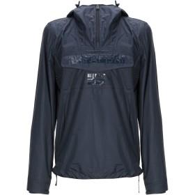 《期間限定セール開催中!》NAPAPIJRI メンズ ブルゾン ダークブルー S ポリエステル 100%