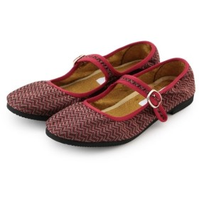 アダム エ ロペ ファム/FEMME & HOMME 【 ilk ADAM ET ROPE'】/China Shoes/レッド/40.0