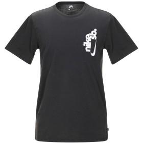 《期間限定セール開催中!》NIKE SB COLLECTION メンズ T シャツ スチールグレー M コットン 100%
