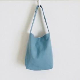 帆布◇ワンハンドルバッグ