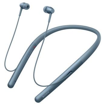 ソニー SONY ワイヤレスイヤホン h.ear in 2 Wireless WI-H700 : Bluetooth/ハイレゾ対応 最大8時間連続再生 カナル型 マイク付き 2017年モデル ムーンリットブ