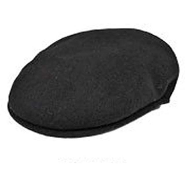 [カンゴール] ハンチング ウール504 WOOL 504 メンズ レディース(帽子) XLサイズ(60.5cm) ブラック