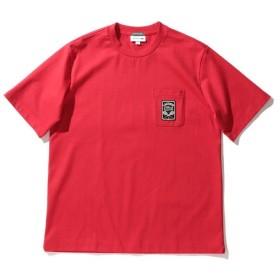 [マルイ]【セール】LACOSTE × BEAMS / 別注 ショートスリーブ Tシャツ/ビームス(BEAMS)