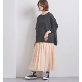 【ユナイテッドアローズ/UNITED ARROWS】 <STYLE for LIVING>チュール ギャザー スカート