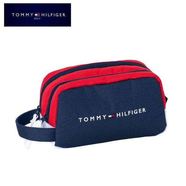 トミーヒルフィガーゴルフ TOMMY HILFIGER GOLF ポーチ メンズ