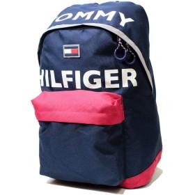 (トミーヒルフィガー) バッグ TOMMY HILFIGER バックパック リュックサック リュック バックパック デイバッグ TC980HO9 (NAVY)