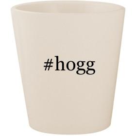# Hogg–ホワイトハッシュタグセラミック1.5Ozショットガラス