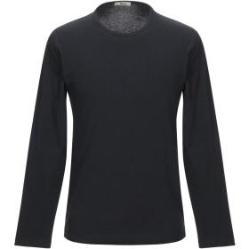 《セール開催中》MEIN メンズ T シャツ ブラック 48 コットン 100%