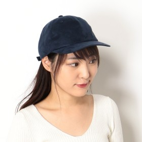 [マルイ] 【ユニセックス】エコレザーCAP(レディース/メンズ/帽子/無地)/アトレナ(ATRENA)