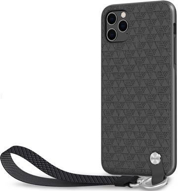 Moshi Altra iPhone 11 Pro Max 腕帶保護殼-黑(99MO117006)