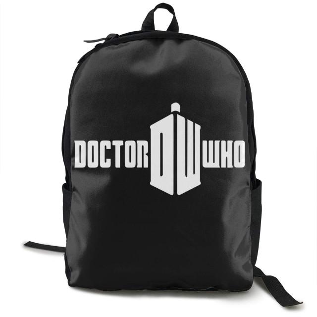 バックパック リュック ドクター フー Doctor Who 大容量 リュックサック 多機能 通勤 通学 デイ ハイキングバッグ アウトドア レディース 登山用 デイパック