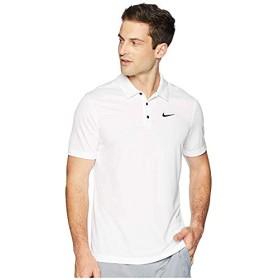[NIKE(ナイキ)] シャツ・ワイシャツ等 Coach's Sideline Polo White/Black/Black XL [並行輸入品]