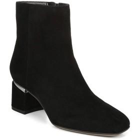 [フランコサルト] レディース ブーツ&レインブーツ Marquee Suede Square Toe Block Heel Boot [並行輸入品]