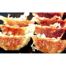 これぞ餃子!! 九州産黒豚餃子詰合せ (福津の極み認定商品)&自家製柚子胡椒[A3211]