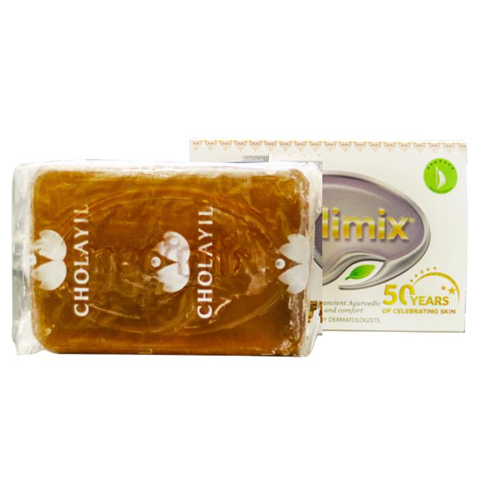 medimix美姬仕岩蘭草大地香氛全效精油皂(50週年頂級紀念版) 100g