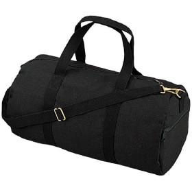 """ロスコ キャンバス ドラムバッグ 19インチ ROTHCO 19""""H.W.CANVAS SHOULDER BAG 2221 (ブラック)"""