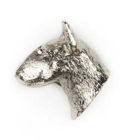 ブルテリア イギリス製 アート ドッグ ピンバッジ コレクション