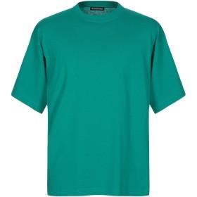 《期間限定セール開催中!》BALENCIAGA メンズ T シャツ グリーン XXS コットン 100% / ポリエステル