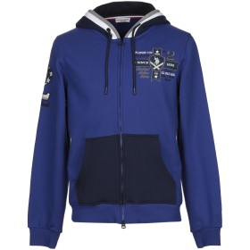 《セール開催中》U.S.POLO ASSN. メンズ スウェットシャツ ブルー L コットン 60% / ポリエステル 40%