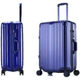 ファッショントロリーケース、トラベルバッグ、ユニバーサルホイールの荷物、男性と女性のための荷物、シャーシに搭乗、軽量スーツケース-Royalbl