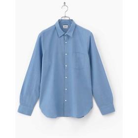 【SALE(伊勢丹)】<アスペジ/ASPESI> 【紳士大きいサイズ】カジュアルシャツ(CC02-5) 01051ブルー 【三越・伊勢丹/公式】