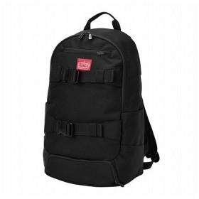 マンハッタン ポーテージ McCarren Skateboard Backpack Ver.2 ユニセックス Black L 【Manhattan Portage】