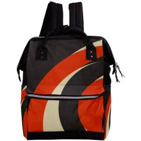 Anmumi リュックサック リュック 学生 レディース ストライブ メンズ 大容量 マザーズバッグ がま口 バックパック 通勤通学 デイバッグ かわいい おしゃれ