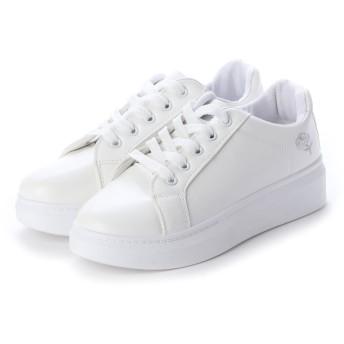 ジーアンドジー G & G レディースファッション パンプス スニーカー サンダル 靴 シューズ カジュアル (シルバー)