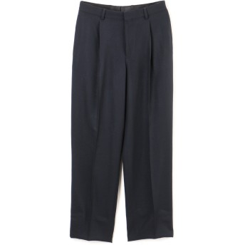 E.TAUTZ(イートウツ)/PLEATED TROUSERS‐WOOL