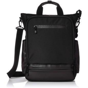 [ノーマディック] トートバッグ 撥水 ビジネス 3way トート RS-05 黒