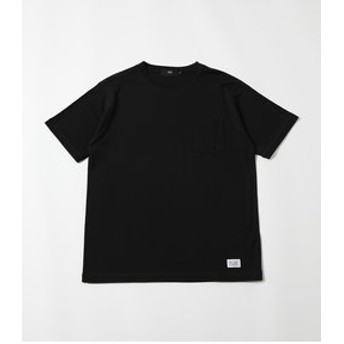 【AZUL by moussy:トップス】【MEN'S】OVER LOCK T-SHIRT
