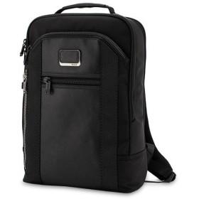 【5%還元】【あすつく】トゥミ TUMI アルファ ブラボー デイヴィス バックパック ALPHA BRAVO Davis Backpack ブラック Black