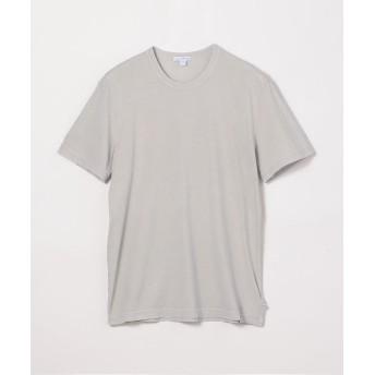 トゥモローランド ベーシック クルーネックTシャツ MLJ3311 メンズ 15ライトグレー 0(S) 【TOMORROWLAND】