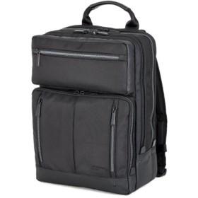 (Bag & Luggage SELECTION/カバンのセレクション)ビジネスバッグ リュック ブリーフケース A4 2way 大容量 軽量 撥水 防塵 出張 DIVINE DIV03 ディバイン パフォーマー/ユニセックス ブラック