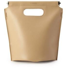 Airpapel / エアパペル LAUGOA 2WAYチェーンショルダー口金バッグ