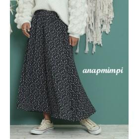 【セール開催中】ANAP(アナップ)小花柄フレアスカート