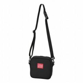 (Manhattan Portage/マンハッタン ポーテージ)Duarte Square Shoulder Bag/ユニセックス Black