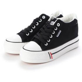 ジーアンドジー G & G レディースファッション パンプス スニーカー 靴 シューズ カジュアル (ブラック)