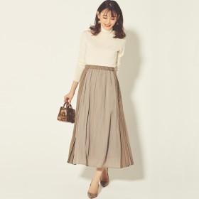 TWOOL(トゥール)/サイドプリーツスカート