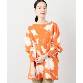ジャーナルスタンダード textile design by NOMA t.d. ボートネックプルオーバー レディース オレンジ フリー 【JOURNAL STANDARD】