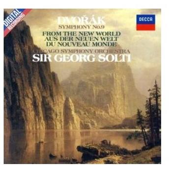 ドヴォルザーク:交響曲第9番「新世界より」/ゲオルグ・ショルティ(cond),シカゴ交響楽団