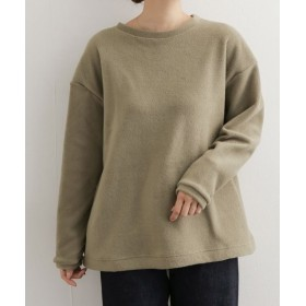 アーバンリサーチドアーズ TRIPLE CROWN FLEECE CREW レディース BROWN M 【URBAN RESEARCH DOORS】